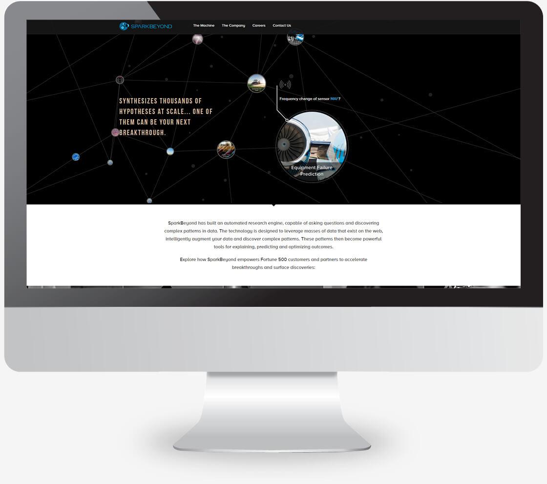 בניית אתר וורדפרס של חברה